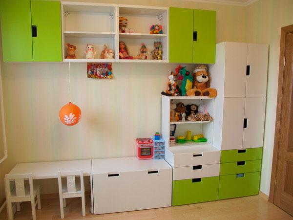 Интерьер детской комнаты Икеа 21 фото идеи дизайна